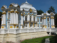 The Catherine Park, Tsarskoye Selo