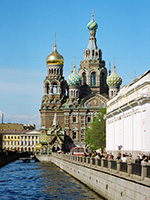The best of Saint-Petersburg
